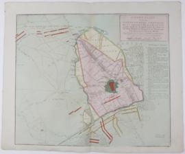 Kaart Creveld Duitsland