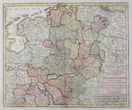 Kaart Duitsland