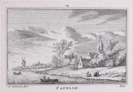 Gezicht op Capelle aan den IJssel