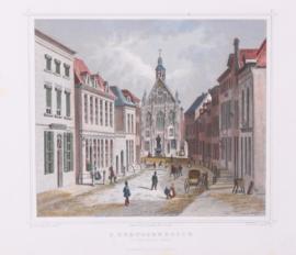 Gezicht op 's-Hertogenbosch
