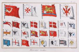 Vlaggenkaart.