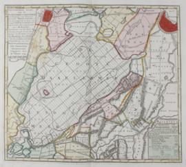 Kaart Haarlemmermeer