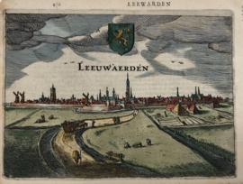 Panorama Leeuwarden