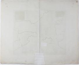 Kaart Duitsland/ Oostenrijk