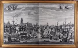 Panorama Rotterdam.