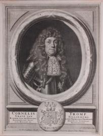 Portret Cornelis Tromp.