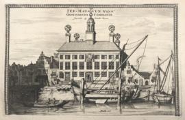 VOC pand Delfshaven.