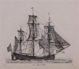 Een Boot Schip.
