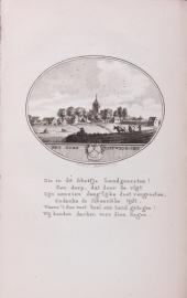 Dorpsgezicht van Nieuwenhoorn