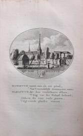 Dorpsgezicht van Bleiswijk.