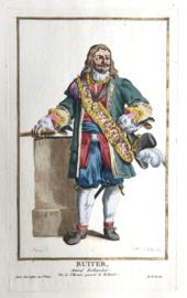 Portret Michiel de Ruiter