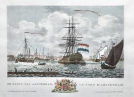 Haven Amsterdam.