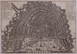 Plattegrond Amsterdam