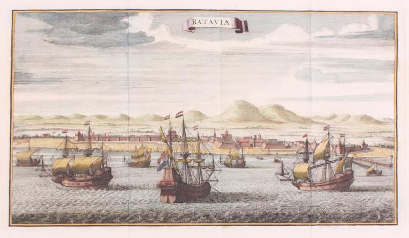 Reede van Batavia
