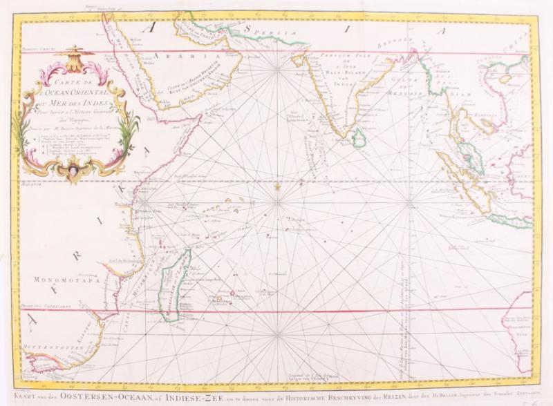 Indische Oceaan.
