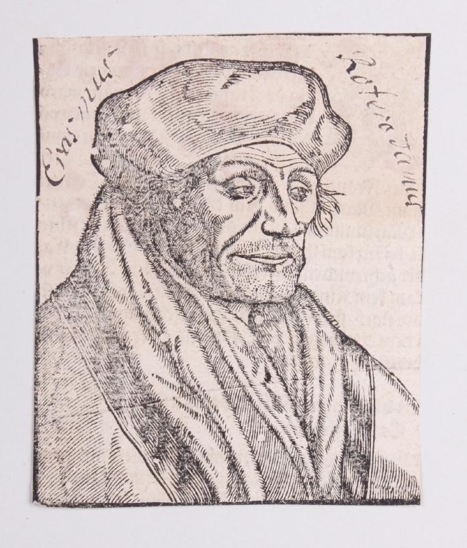 Portret Erasmus.
