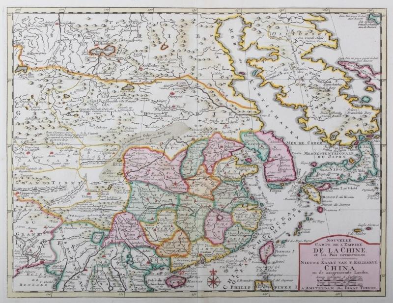 Kaart China