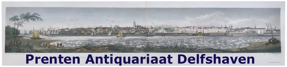 "Prenten Antiquariaat ""Delfshaven"""