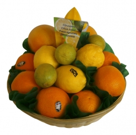 Fruitmand Vitamine C