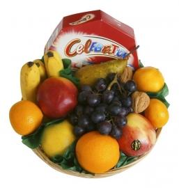 Fruitmand Felicitatie