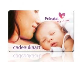 CadeauKaart Prenatal