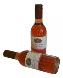 Flesje Wijn Rose
