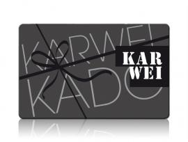 CadeauKaart Karwei