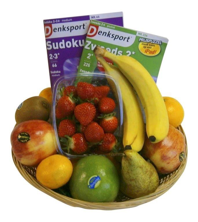 Fruitmand Beterschap Puzzel