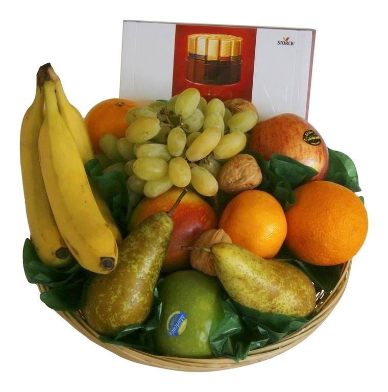 Fruitmand Bedankt