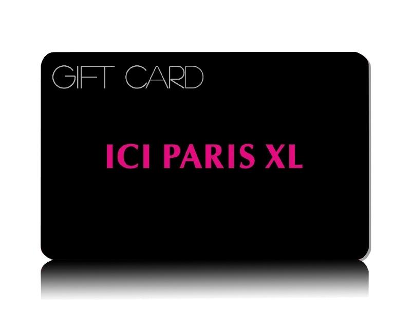 CadeauKaart ICI Paris XL