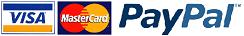 CreditCard en Paypal