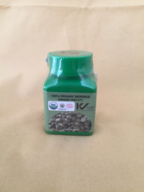 Moringa tabletten -ginger (gember) - 200 stuks