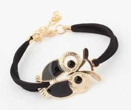 Uil armband