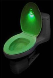 Toilet lampje