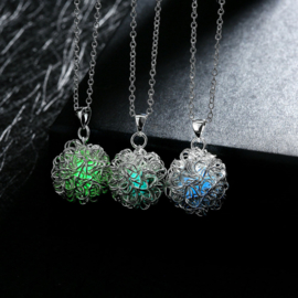 Glow in the dark ketting
