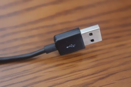 Micro USB oplaadkabel (1 meter)