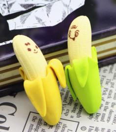 Bananen gummen (2 stuks)