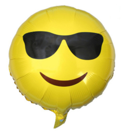 Smiley ballon (cool)
