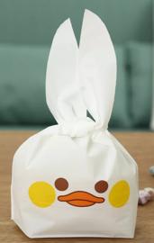 Duck traktatie zakjes
