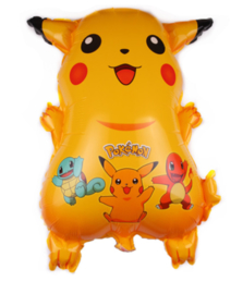 Pikachu folieballon