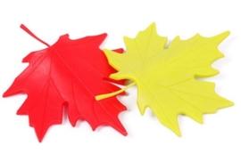 Deurstopper blad (rood)