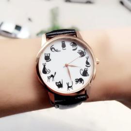 Horloge kattentijd