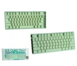 Ijsblokjesvorm toetsenbord