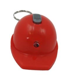 Bouwvakkershelm flesopener (rood)