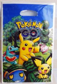 Pokemon GO traktatie zakjes (10 stuks)