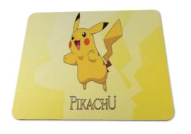 Muismat Pikachu happy
