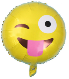 Smiley ballon (tongue)