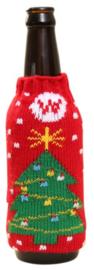 """Wijnfles verpakking """"kerstboom"""""""