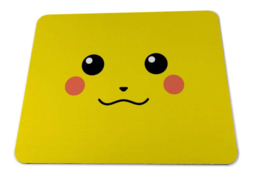 Muismat Pikachu geel