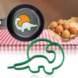 Dino bakvorm voor gebakken ei